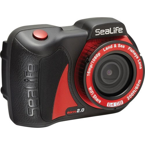 SEALIFE Micro 2.0 WiFi Underwater Cameras