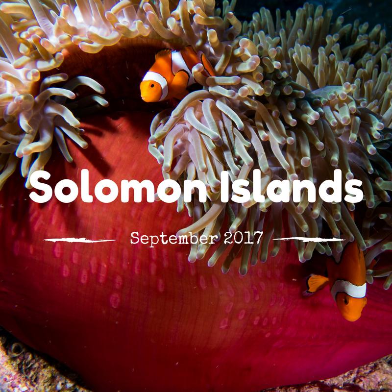 Solomon Islands 2017