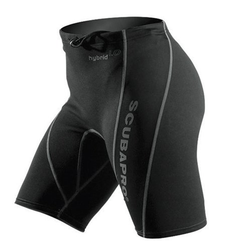 SCUBAPRO Men's  1mm Hybrid Shorts