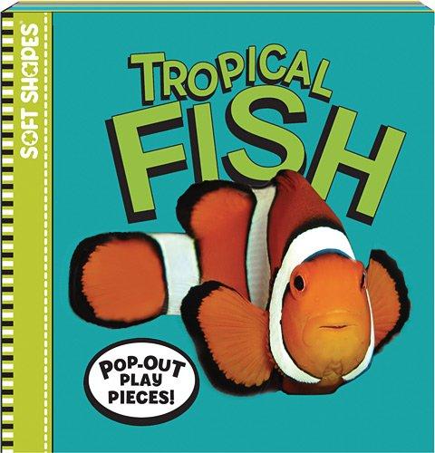 INNOVATIVE KIDS Soft shapes photo books:  Tropical Fish