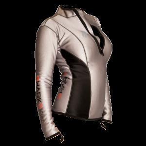 SHARKSKIN Women's Climate Control Half-Zip Long Sleeve Shirt