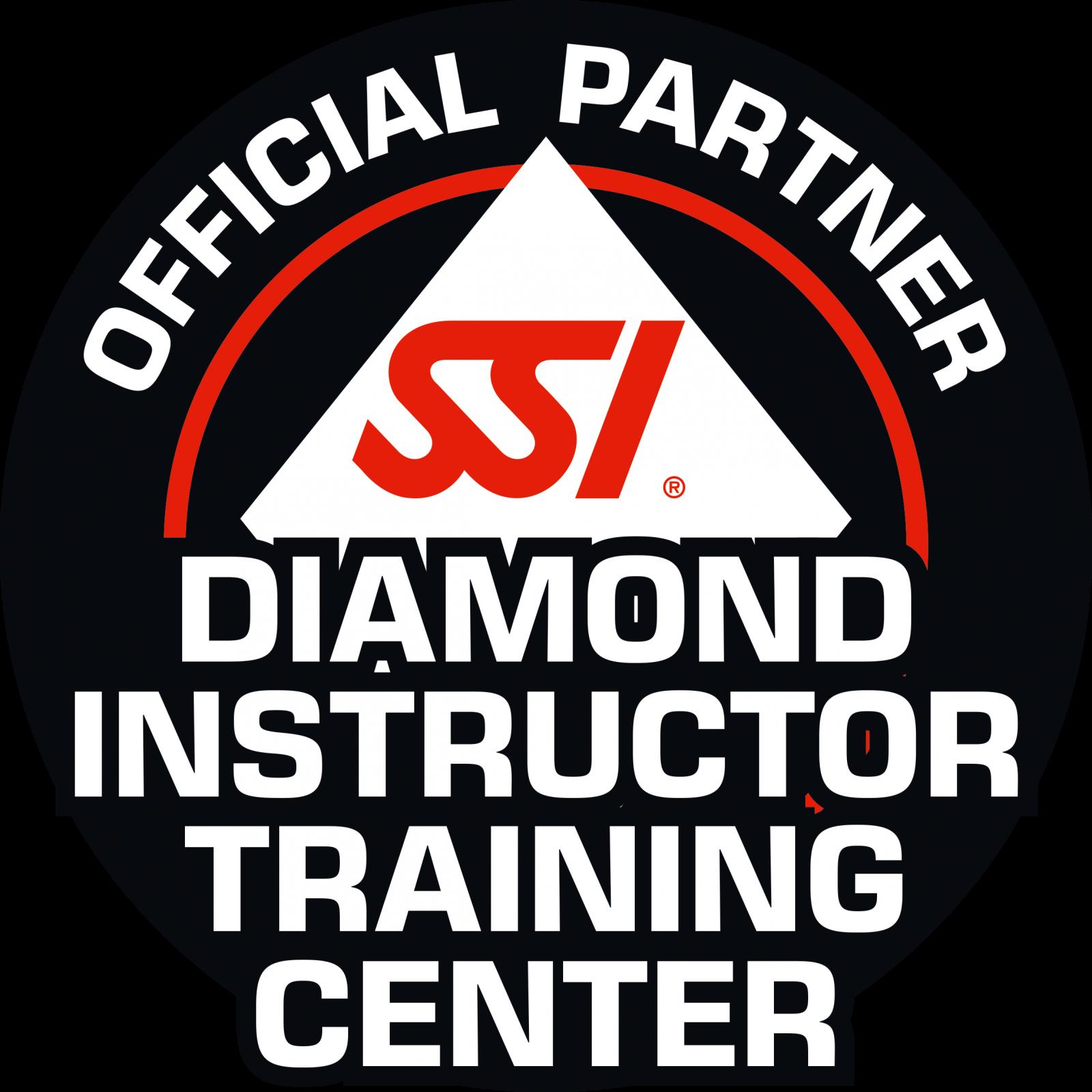 SSI Diver Diamond Center