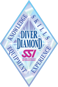 SSI Diver Diamond
