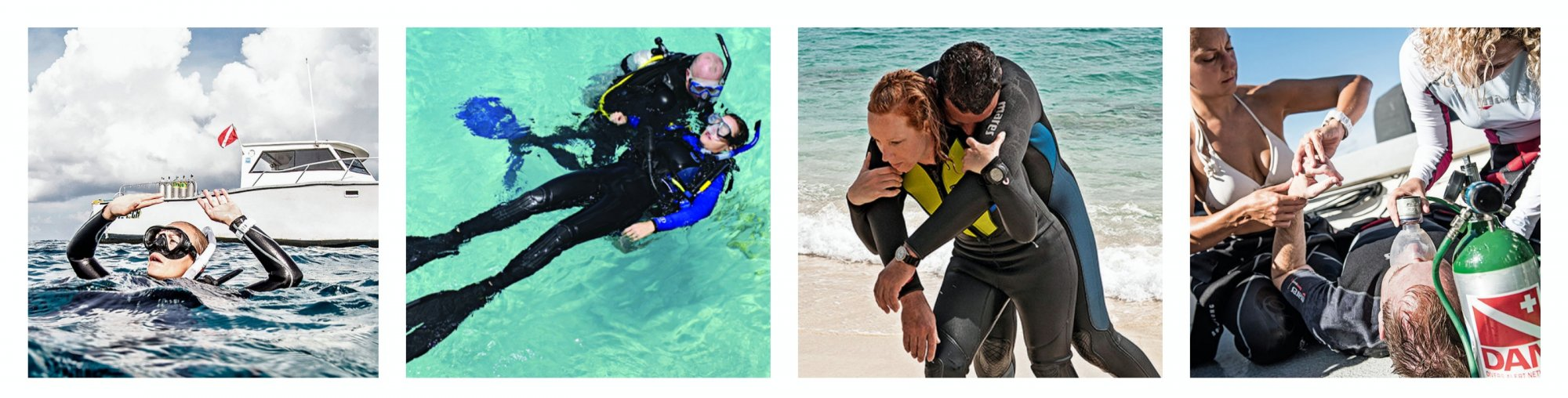 Stress and Rescue Diving