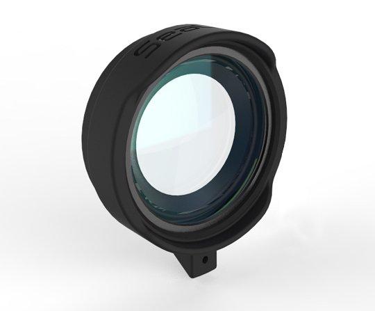 SEALIFE Super Macro Close-Up Lens for Micro HD/HD+ Camera