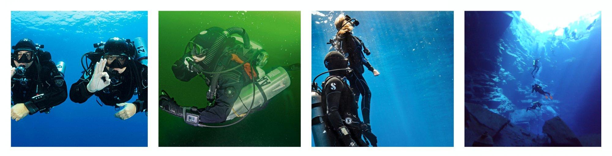 Classes technical diving xflitez Choice Image