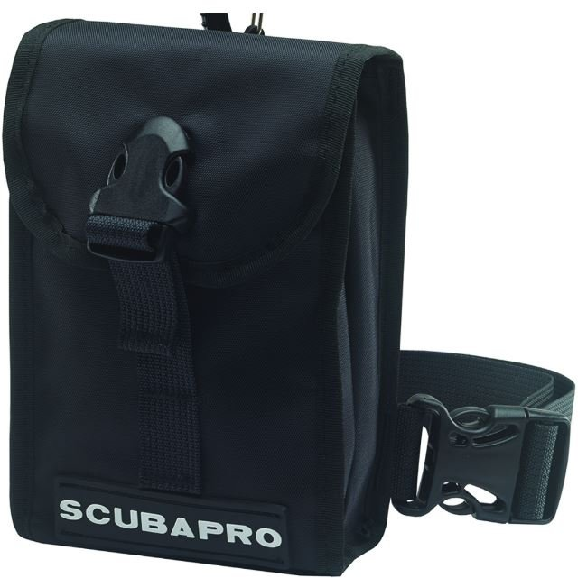 SCUBAPRO Hydros Cargo Thigh Pocket Black