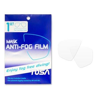 TUSA Freedom Mask Anti-Fog Film --1window masks