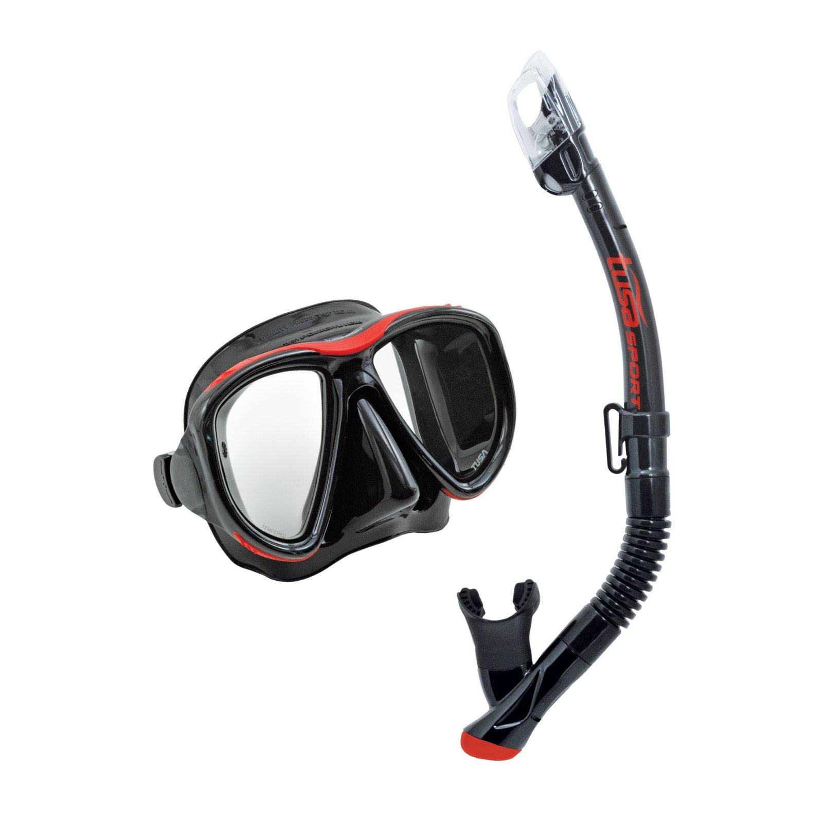 TUSA Powerview Adult Mask & Snorkel Set