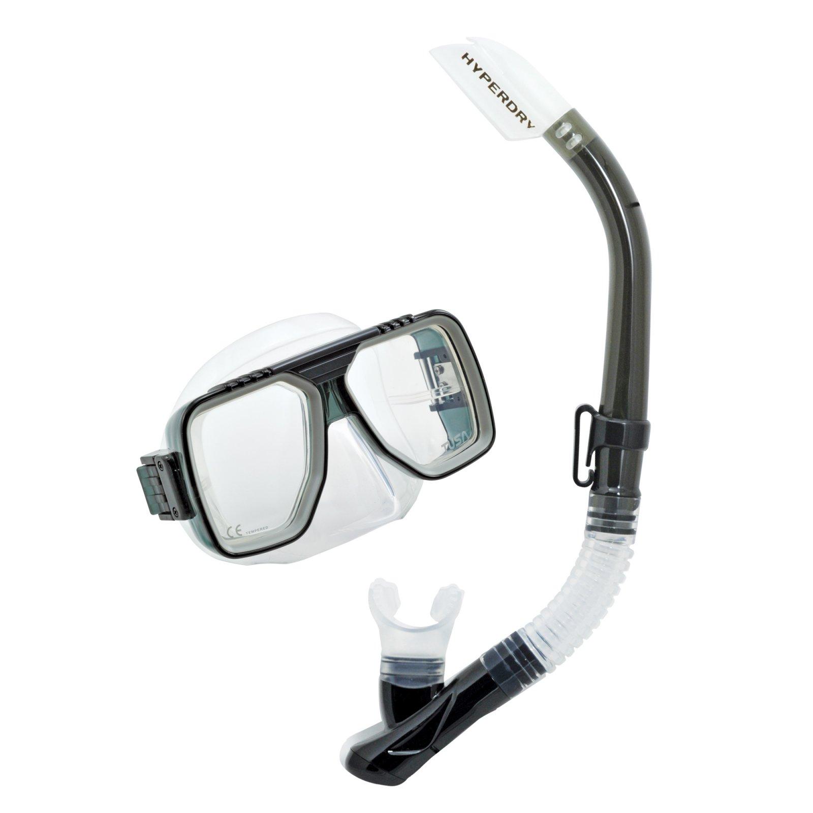 TUSA Liberator Adult Mask & Snorkel Set