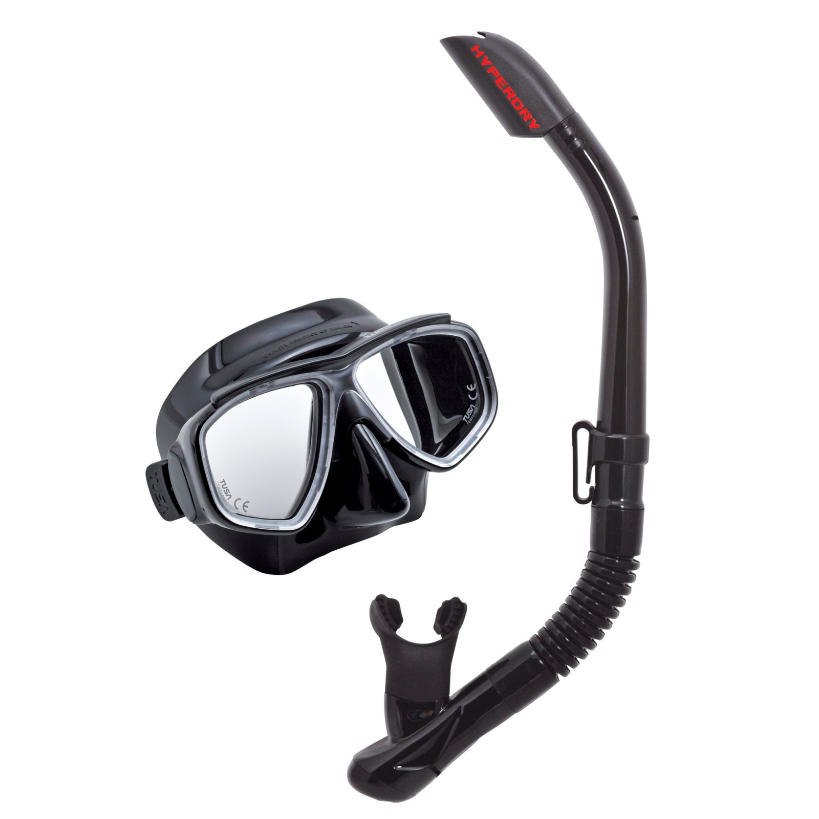 TUSA Splendive Adult Mask & Snorkel Set