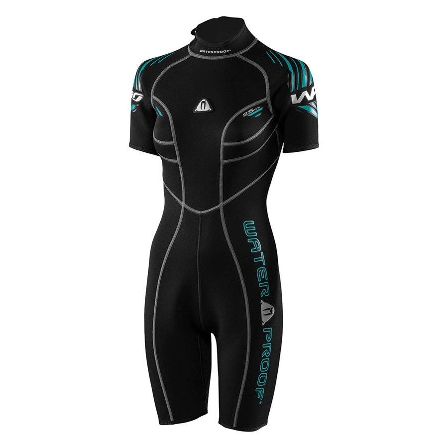 WATERPROOF W30 Wetsuit: Women's 2.5mm Shorty
