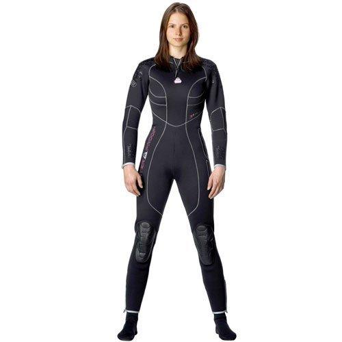 WATERPROOF W3 Wetsuit: Women's 3.5mm Back-Zip Full