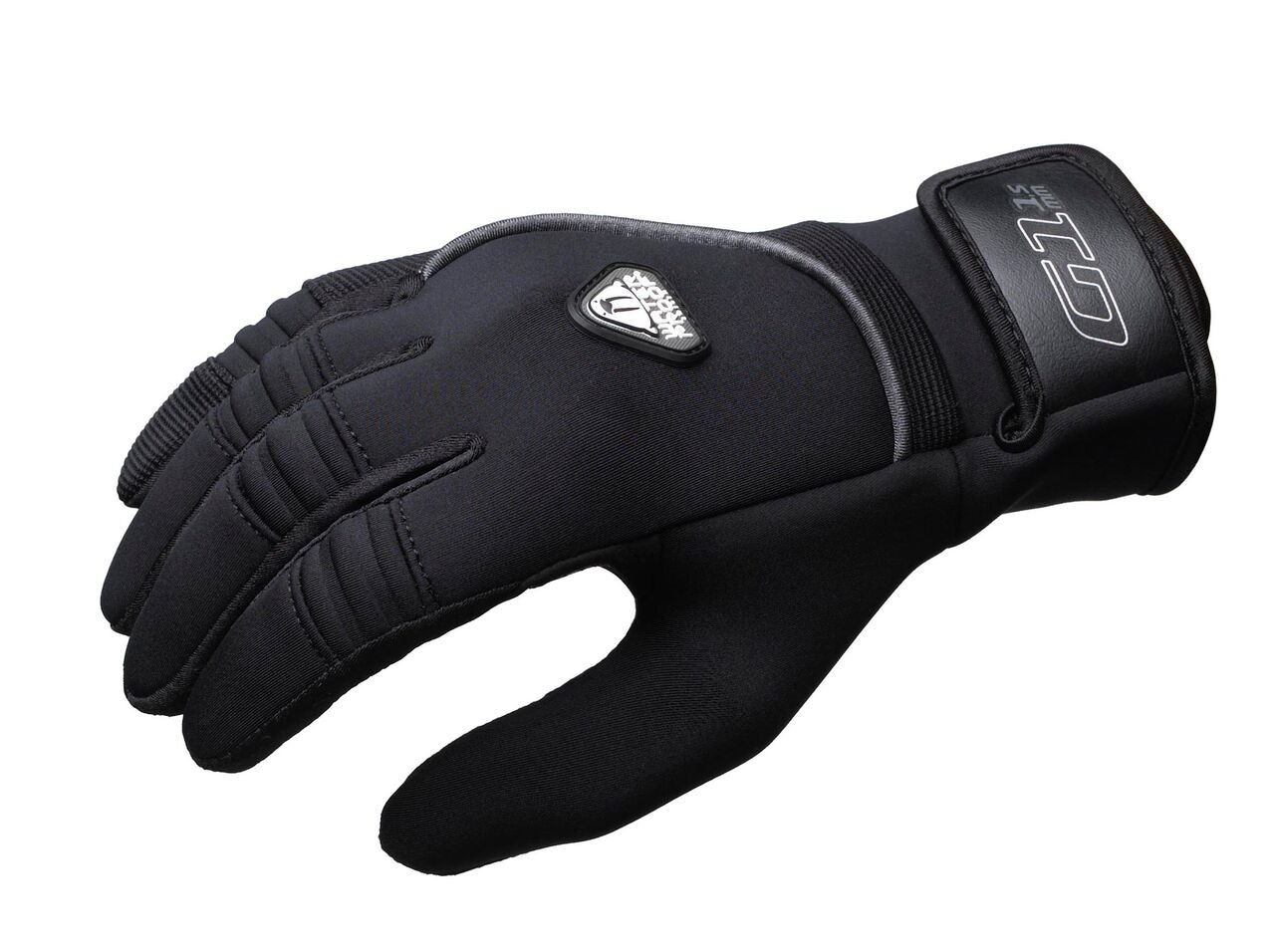 WATERPROOF G1 Five-Finger 1.5mm Glove