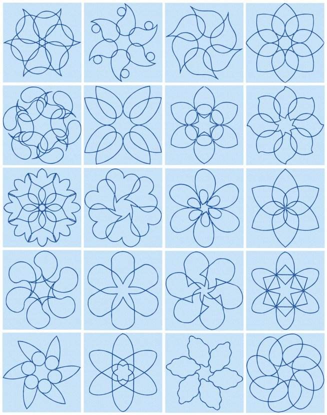 Ogden Premier 2 Embroidery Software Class Create Your Own Quilt Block Embroidery Patterns