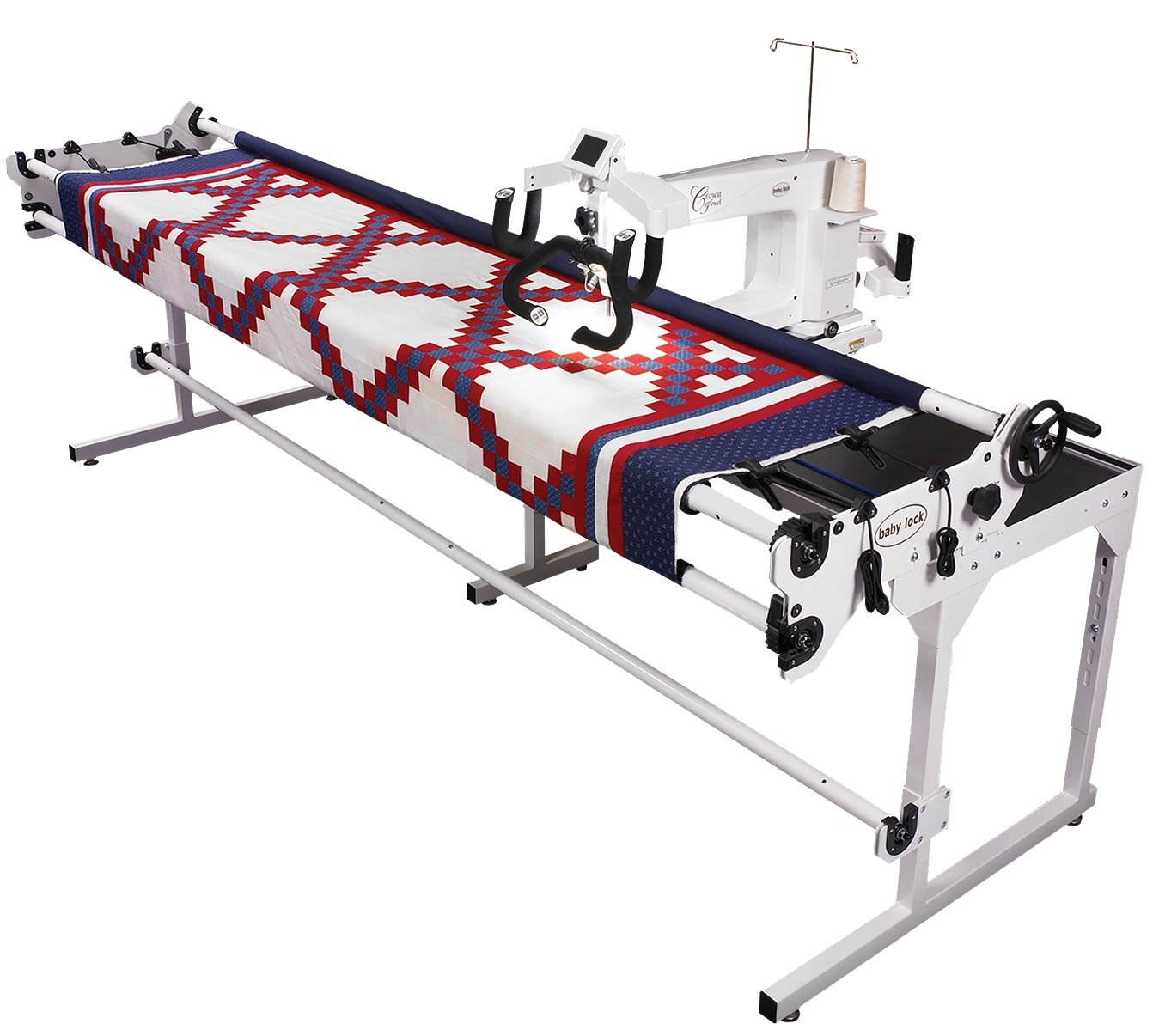 Long Arm Quilter Use