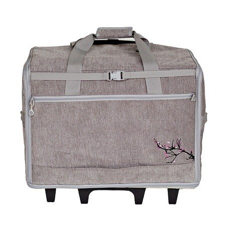 Bluefig Designer Series 23 Machine Trolley- Blossom  Fits Kathrine Sized units