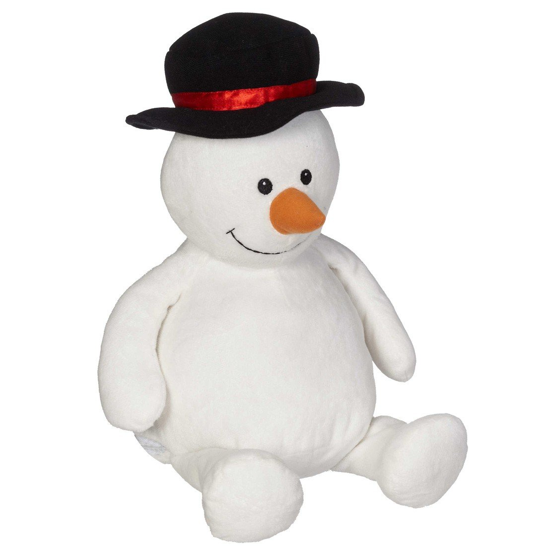 16 Embroidery Snowman