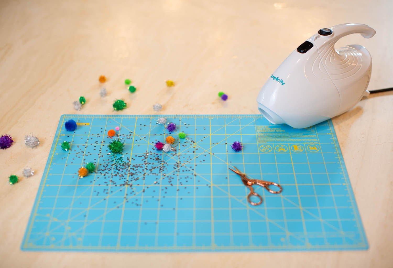 Simplicity Flash Micro Vacuum