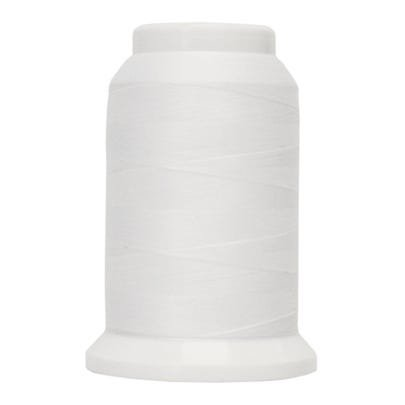 Polyarn SW001 White Mini Cone