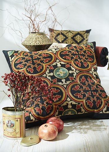 HV Moroccan Decor Embroidery Album