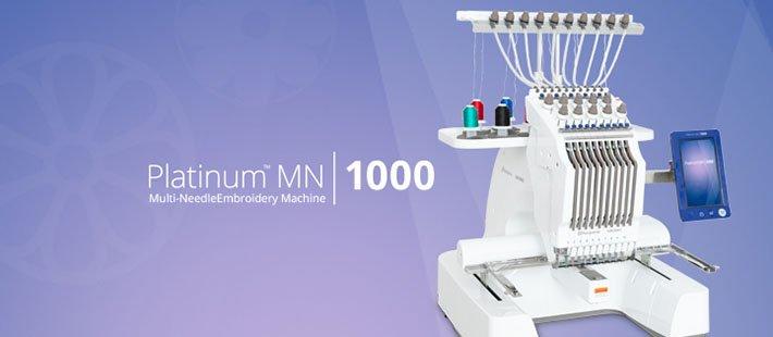 Viking Platinum Multi Needle MN 1000