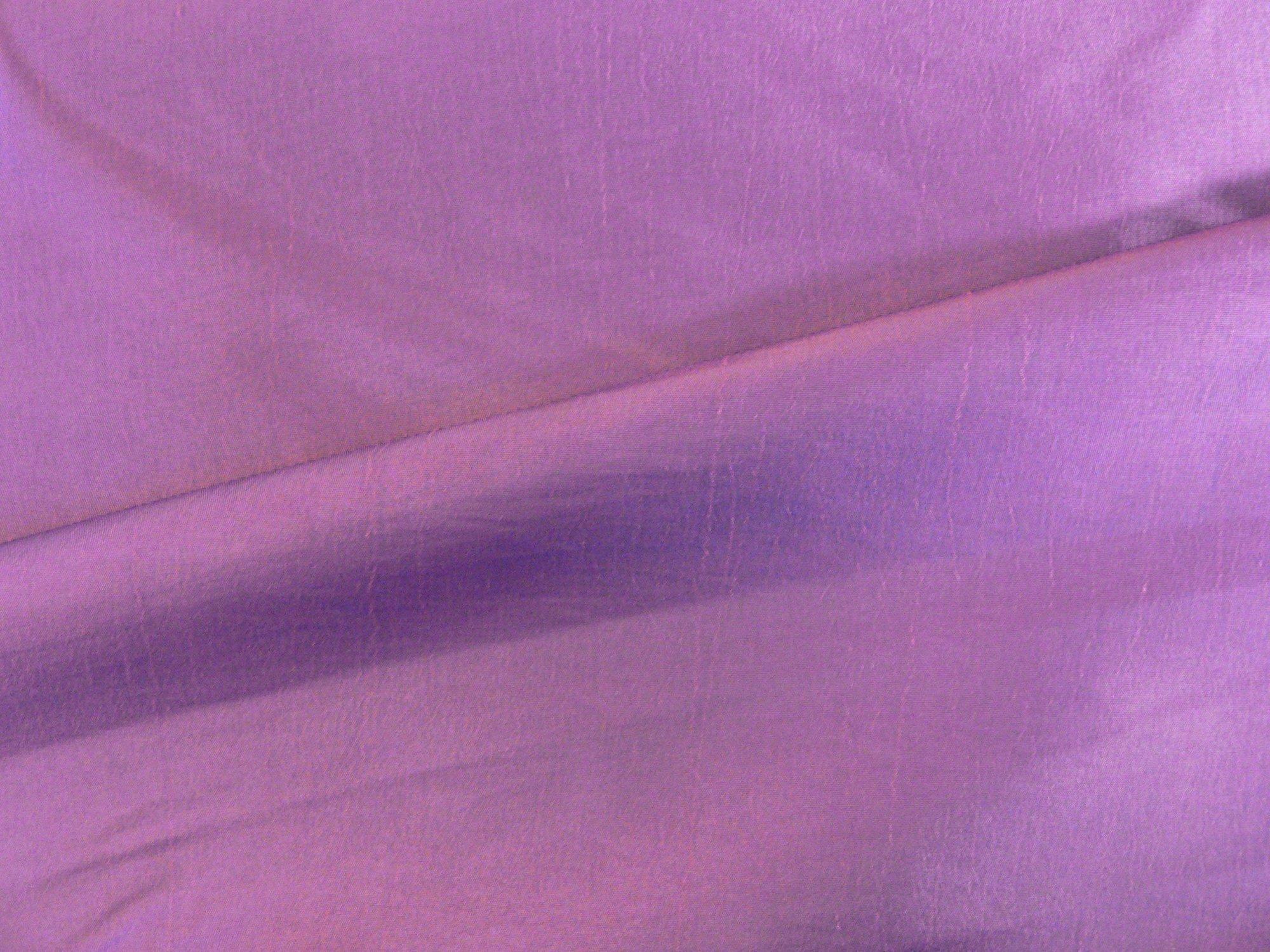 Taffeta, iridesent  mauve