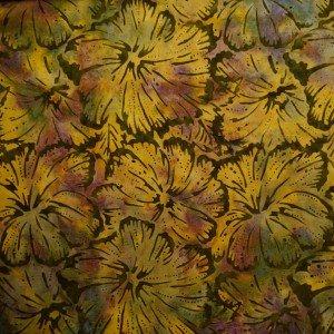 French mustard batik