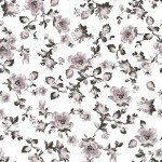 Oh! sew beautiful, Charcoal Floral