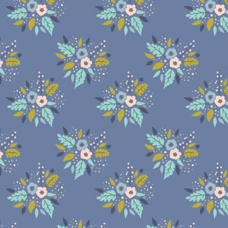 Meadow bouquet blue