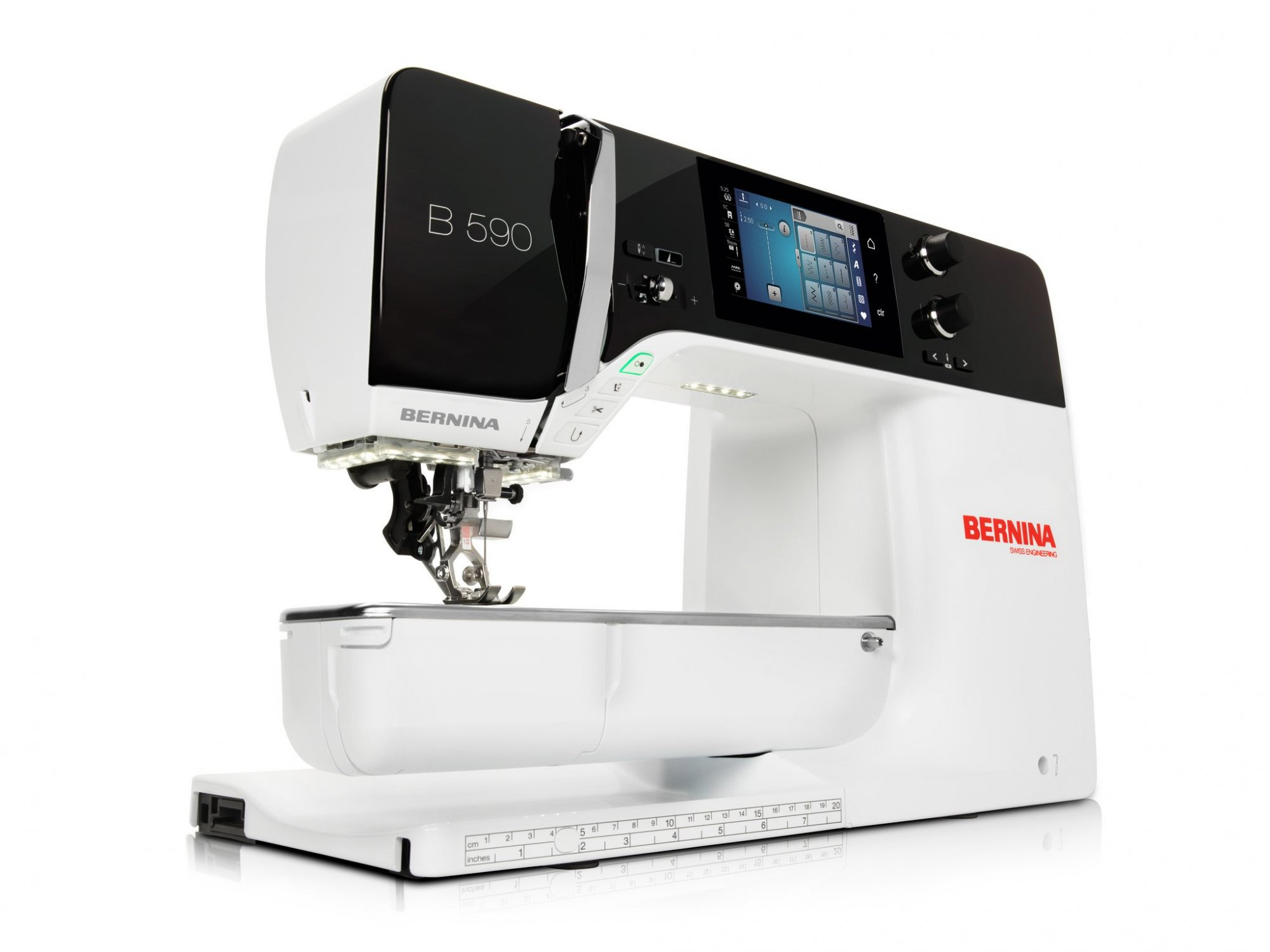 Bernina 590 mahine only, NEW model