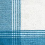 Tea Towel McLeod  Turquoise with White