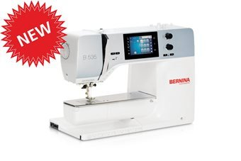 Bernina 535 Machine Only, NEW model.  Add BSR for Only $300.  Sale ends Nov 30/18