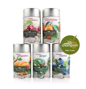Herbal retreat loose leaf organic tea,