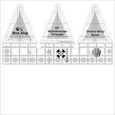 Creative grids Kaleidoscope ruler