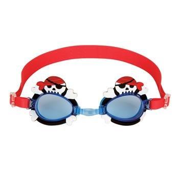 Swim goggles, pirate