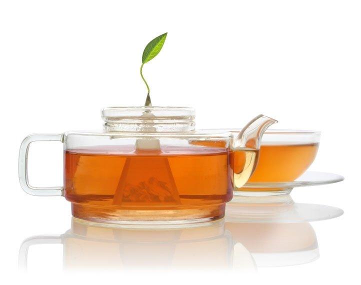 Sontu artisan glass teapot