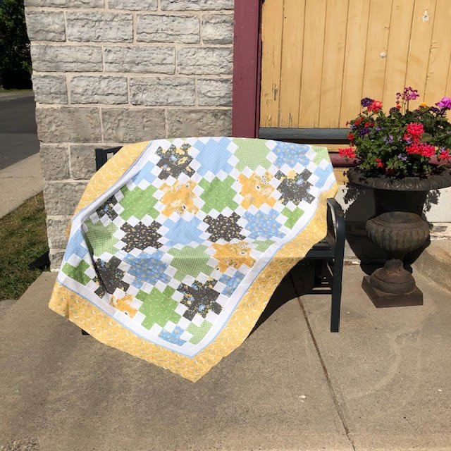 Patty Cake by the Spring Brook Quilt Kit