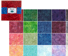 Mosaic 5in Squares 24pcs