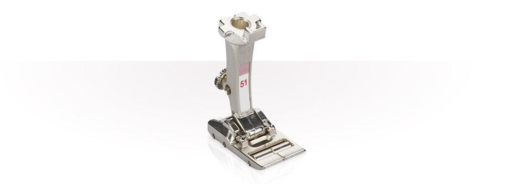 Bernina #51 new roller foot (white box)