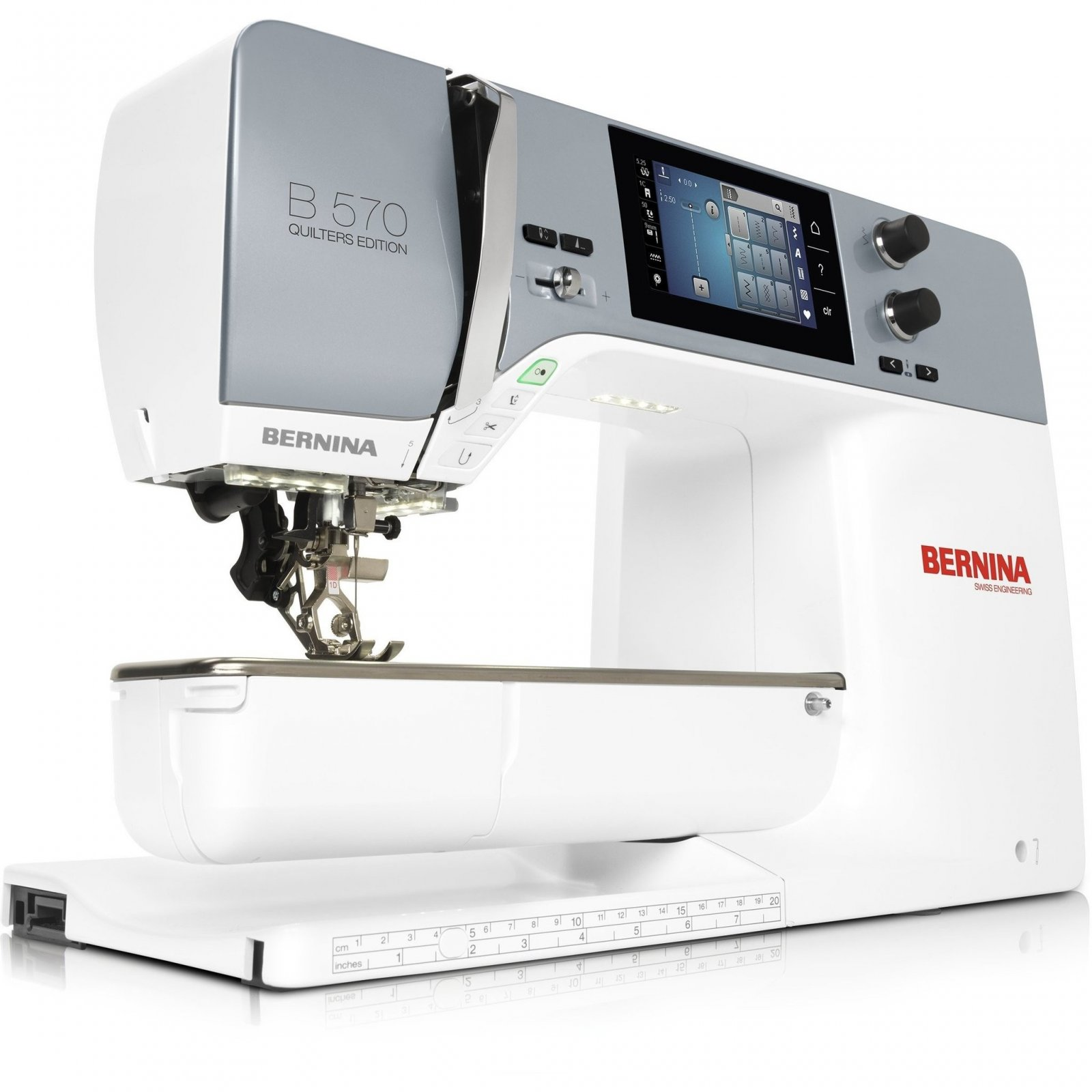 Bernina 570QE, machine only
