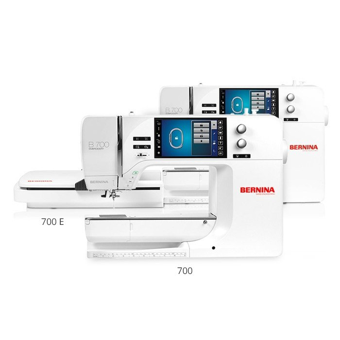 Bernina 700, embroidery only machine only