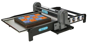 Studio Accuquilt Fabric cutter, and accessories