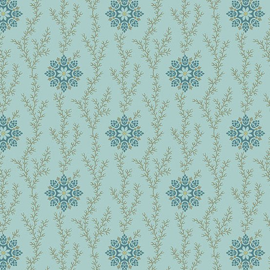 The Seamstress Linen and Lace Frost