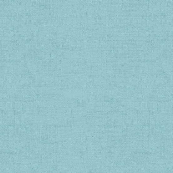 Linen Texture Sky Blue