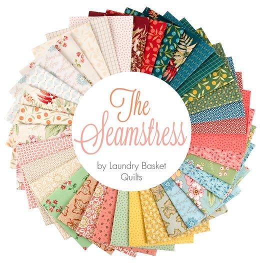 The Seamstress Fat Quarter Bundle