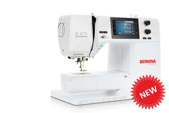 Bernina 475 Quilter's Edition