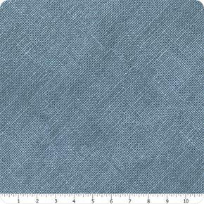 Winter Frost Blue Burlap Textured Look