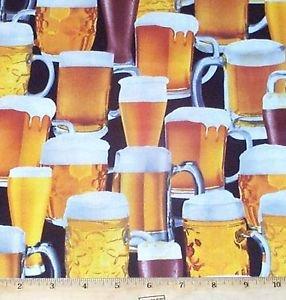Man cave, beer