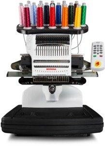 Bernina E16 multi needle embroidery machine